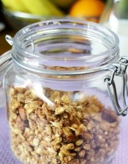 Granola - I cereali per la colazione