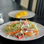 Coleslaw con salsa light