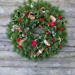 Come fare una corona di Natale